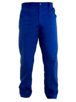 Calça brim pesado Azul royal P