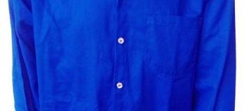 Conjunto brim azul